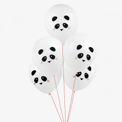 Panda balloner fra My Little Day