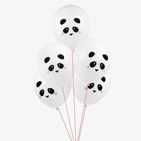Panda balloner fra My Little Day