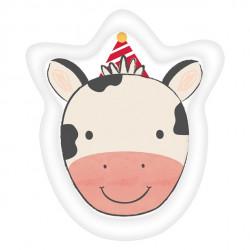 Ko tallerkner til Bondegårdsfødselsdag