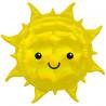 Solen folie ballon