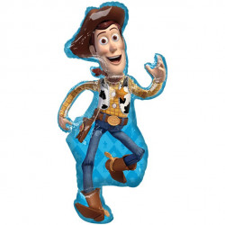Woody fra Toy Story Supershape ballon