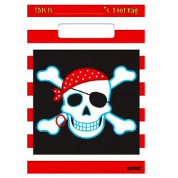 Pirat goodiebags, når der skal gåes planke ud