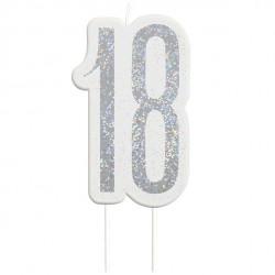 18 års fødselsdagslys