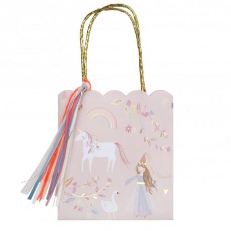Magiske Prinsesse Goodiebags fra Meri Meri