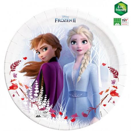 Frozen tallerkner