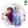 Frost tallerkner med Anna og Elsa