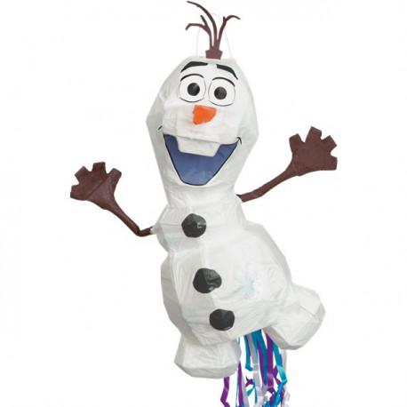 Olaf træk pinata