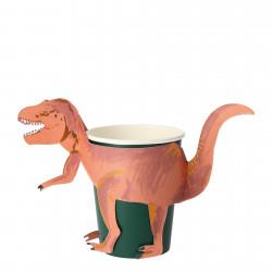 T-rex papkrus fra Meri Meri
