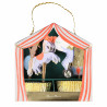 Cirkus Cupcake sæt fra Meri Meri