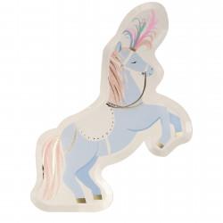 Cirkus Heste Tallerkner fra Meri Meri