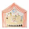 Cirkus Parade Tallerkner fra Meri Meri