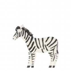 Safari Zebra Servietter fra Meri Meri