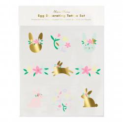 Påskeæg dekorationssæt fra Meri Meri