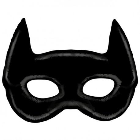 Batman Maske Folie Ballon