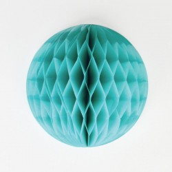 Aqua Honeycomb 25 cm fra My Little Day