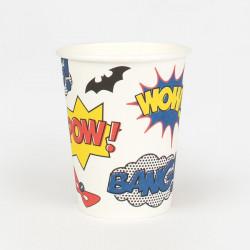 Superhelte papkrus til din superhero fra Franske My Little Day