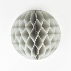 Grå Honeycomb 25 cm fra My Little Day