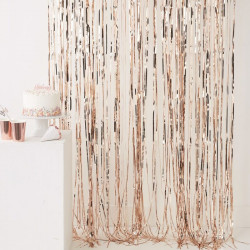 Rose Gold Backdrop fra GingerRay