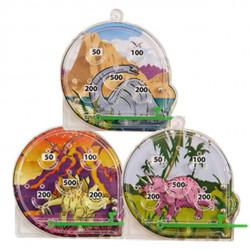 Dinosaur pinball spil