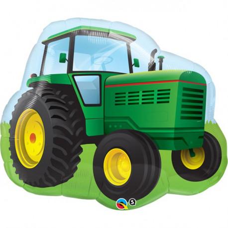 Traktor Supershape Folie Ballon