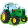 Traktor Supershape Folie Ballon