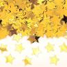 Guldstøv Stjerne Konfetti