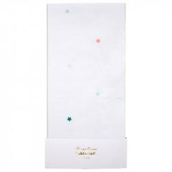 Regnbue stjerne dug fra Meri Meri