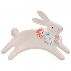 Hoppende kanin tallerkner fra Meri Meri