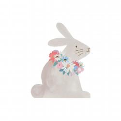 Hoppende kanin servietter fra Meri Meri