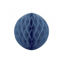 Lyserød Honeycomb 25 cm