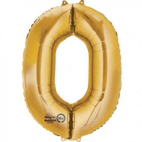 Guld 0 tal ballon