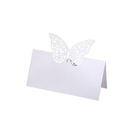 Sommerfugle Bordkort