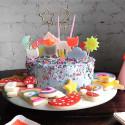Lys til kagen