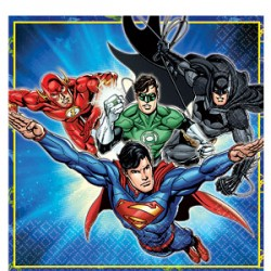Justice League servietter