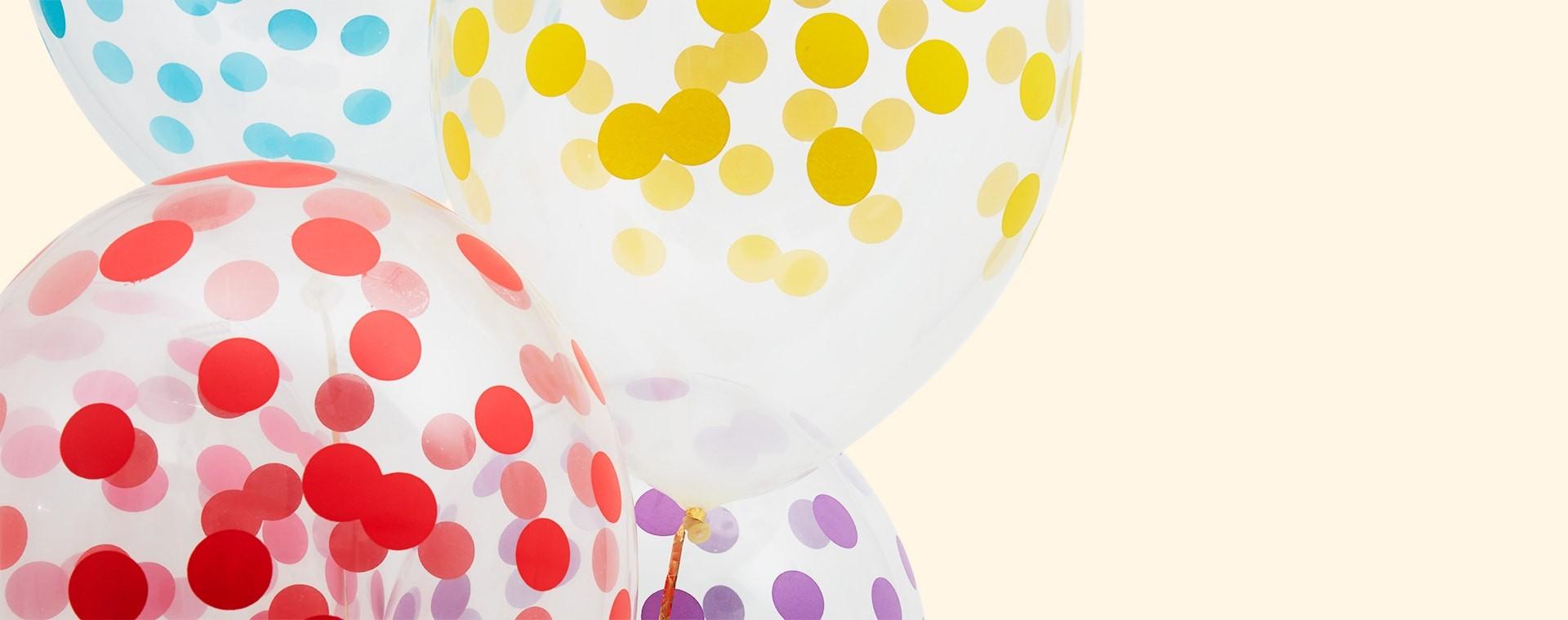 Balloner en masse